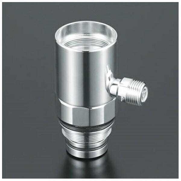 【送料無料】 KVK 食器洗い乾燥機用 分岐水栓 シングルレバー混合栓用・KVK専用 ZK5021PN