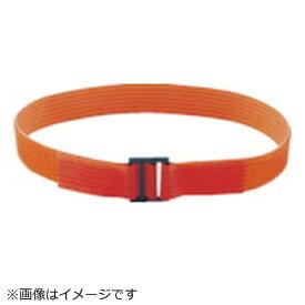 トラスコ中山 フリーマジック結束テープ 片面 幅25mmX長さ25m オレンジ MKT25B