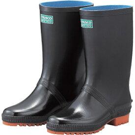 トラスコ中山 メッシュ軽半長靴 25.5cm MKN25.5