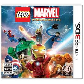 ワーナーブラザースジャパン Warner Bros. LEGO(R)マーベル スーパー・ヒーローズ ザ・ゲーム【3DSゲームソフト】