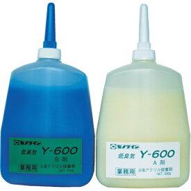 セメダイン CEMEDINE メタルロックY600 600gセット AY020