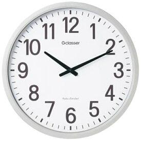 キングジム KING JIM 電波掛け時計 ザラージ GDK-001 [電波自動受信機能有][GDK001]