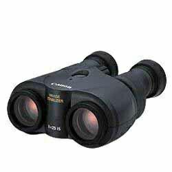 【送料無料】 キヤノン CANON 8倍双眼鏡 「BINOCULARS」 8×25 IS[BINOCULARS8X25IS]