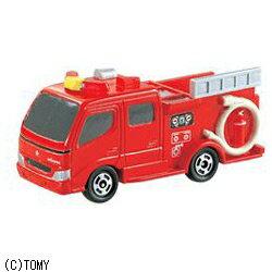 タカラトミー トミカ No.041 モリタポンプ 消防車(サック箱)