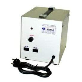 日章工業 NISSYO INDUSTRY 変圧器 (アップダウントランス) 「トランスフォーマ SKシリーズ」(200V⇔100V・容量3300W) SK-3300[SK3300]