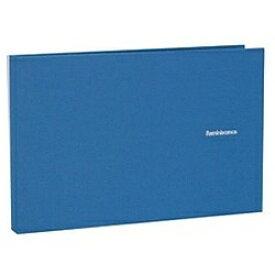 セキセイ SEKISEI レミニッセンス ミニポケットアルバム ブルー (2Lサイズ・40枚) XP-40G-BU[XP40G]