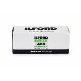 イルフォード ILFORD 【ブローニー】 イルフォード デルタ 400 プロフェッショナル 120[DELTA4001201]