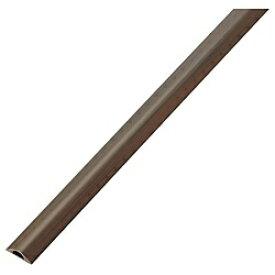 エレコム ELECOM 床用モール 木目タイプ (長さ1m×幅30mm) LD-GA1207/WD[LDGA1207]