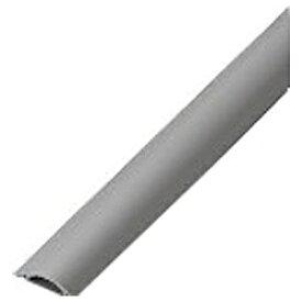 エレコム ELECOM 床用モール (長さ1m×幅60.0mm・グレー) LD-GA1407/LG