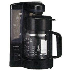 東芝 TOSHIBA HCD-5MJ コーヒーメーカー ブラック[HCD5MJ]