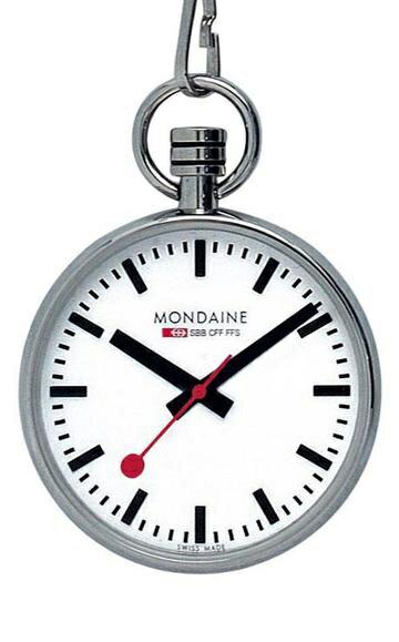 【送料無料】 MONDAINE(モンディーン) ポケットウォッチ ジェネレーション A660.30316.11SBB【正規品】[A6603031611SBB]