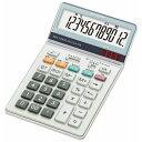 シャープ SHARP ナイスサイズタイプ電卓 (12桁) EL-N732K-X[ELN732KX]
