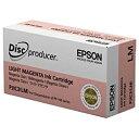 エプソン EPSON PJIC3LM 純正プリンターインク Disc producer(ディスク デュプリケーター) ライトマゼンタ[PJIC3LM…