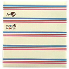 ナカバヤシ Nakabayashi フエルアルバム 白フリー台紙20枚(Lサイズ)アラモードモチーフ 20L-93[20L93]