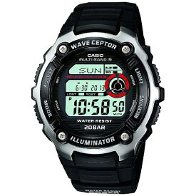 カシオ CASIO [電波時計]スポーツギア(SPORTS GEAR) 「MULTI BAND 5」 WV-M200-1AJF[WVM2001AJF]