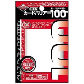 KMC ケイエムコーポレーション ニューカードバリアー 100枚入り