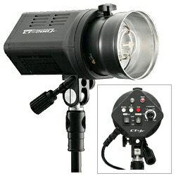 コメット COMET モノブロックストロボ CT-200jr(リフレクター付き)[CT200JR]
