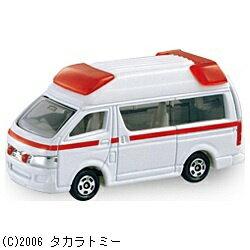 タカラトミー トミカ No.079 トヨタ ハイメディック救急車(サック箱)