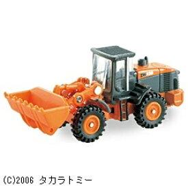 タカラトミー TAKARA TOMY トミカ No.071 日立建機 ホイールローダ ZW220(サック箱)