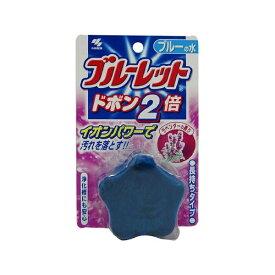 小林製薬 Kobayashi ブルーレットドボン 2倍 ラベンダーの香り ブルーの水〔トイレ用洗剤〕【wtnup】
