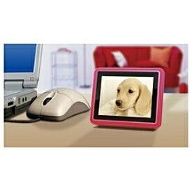 ドリームメーカー DreamMaker 【3.5インチ】デジタルフォトフレーム(ピンク)PT001-P[PT001P]