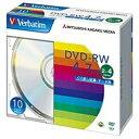 三菱化学メディア 2〜4倍速対応 データ用DVD-RWメディア (4.7GB・10枚) DHW47Y10V1