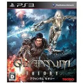 テクモ TECMO QUANTUM THEORY(通常版)【PS3ゲームソフト】