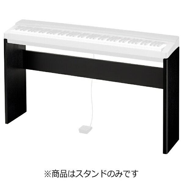 カシオ CASIO プリヴィア用スタンド(ブラック)CS-67PBK[CS67PBK]