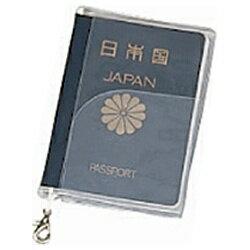 JTB SWT パスポートカバー クリア 透明[0302627]