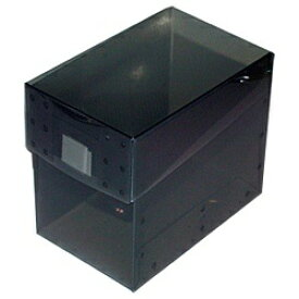 KMC カードケース 200(スモーク)