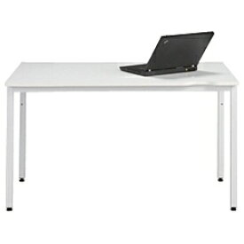 ガラージ テーブルC2 (白) C2-126H 415-496[C2126H] 【メーカー直送・代金引換不可・時間指定・返品不可】