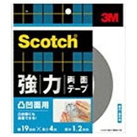 3Mジャパン スリーエムジャパン スコッチ 強力両面テープ (凸凹面用) SKH-19[SKH19]