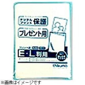 チクマ Chikuma プリント袋(EL判用/100枚入)