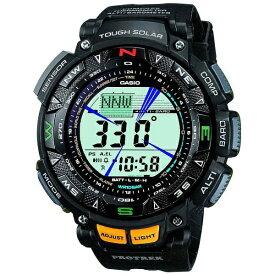 カシオ CASIO [ソーラー時計]プロトレック(PROTREK) 「トリプルセンサー」 PRG-240-1JF[PRG2401JF]