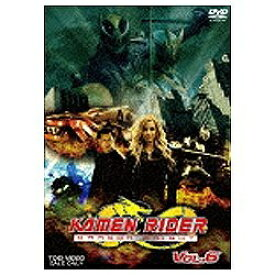 【送料無料】 東映ビデオ KAMEN RIDER DRAGON KNIGHT VOL.6 【DVD】