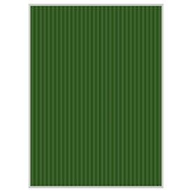 ヒサゴ HISAGO リップルボード[薄口](A4サイズ:3シート・ノーカット/グリーン) RBU03A4[RBU03A4]