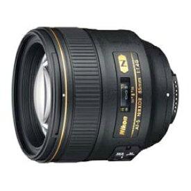 ニコン Nikon カメラレンズ AF-S NIKKOR 85mm f/1.4G NIKKOR(ニッコール) ブラック [ニコンF /単焦点レンズ][AFS851.4G]