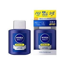花王 Kao NIVEA(ニベア) フォーメン アクティブエイジローション(100ml)【rb_pcp】