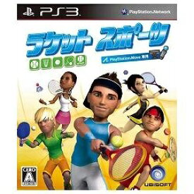ユービーアイソフト ラケットスポーツ【PS3ゲームソフト】