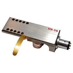 山本音響工芸 YAMAMOTO チタン製ヘッドシェル(6N銅リード線付) HS-5S[HS5S]
