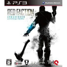 スパイクチュンソフト Spike Chunsoft Red Faction:Armageddon(レッドファクション:アルマゲドン)【PS3ゲームソフト】[レッドファクションアルマゲドン]