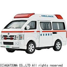 アガツマ AGATSUMA ダイヤペット DK-3106 救急車[DK3106]