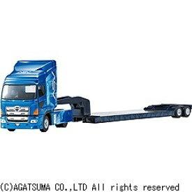 アガツマ AGATSUMA ダイヤペット DK-5109 大型低床トレーラー