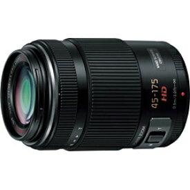 パナソニック Panasonic カメラレンズ LUMIX G X VARIO PZ 45-175mm/F4.0-5.6 ASPH./ POWER O.I.S. LUMIX(ルミックス) ブラック H-PS45175-K [マイクロフォーサーズ /ズームレンズ][HPS45175K]