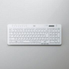エレコム ELECOM キーボードカバー (NEC VALUESTAR Wシリーズ対応) PKB-98NX14[PKB98NX14]