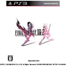 スクウェアエニックス SQUARE ENIX ファイナルファンタジーXIII-2【PS3ゲームソフト】