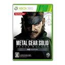 コナミデジタルエンタテイメント メタルギア ソリッド ピースウォーカー HD エディション【Xbox360ゲームソフト】