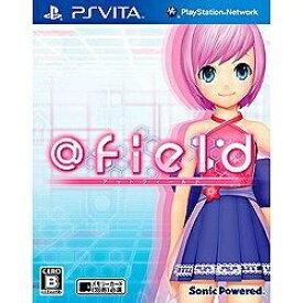 ソニックパワード Sonic Powered @field【PS Vitaゲームソフト】