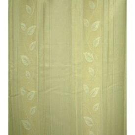 東京シンコール TOKYO SINCOL 2枚組 ドレープカーテン マイリーフ(100×135cm/アイボリー)[901571]