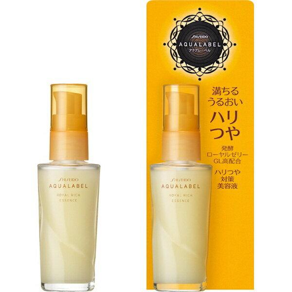 資生堂 shiseido AQUALABEL(アクアレーベル)ローヤルリッチエッセンス(30mL)[美容液]